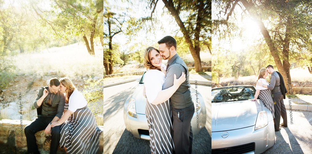 Chemistry, Car and the High Desert: Jennifer and Matt {couples in ...