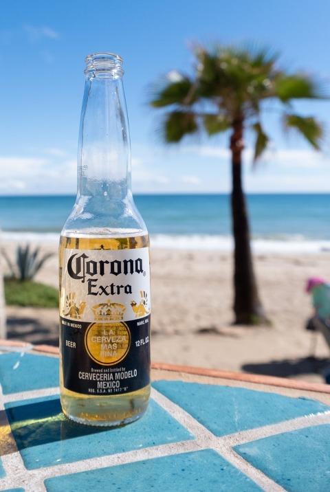 corona in rocky point mexico